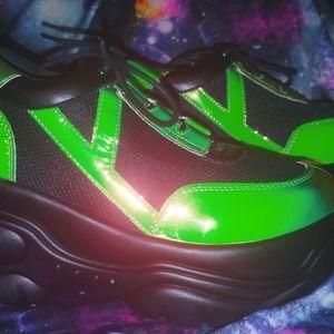 Green Y.R.U. Matrixx Platform